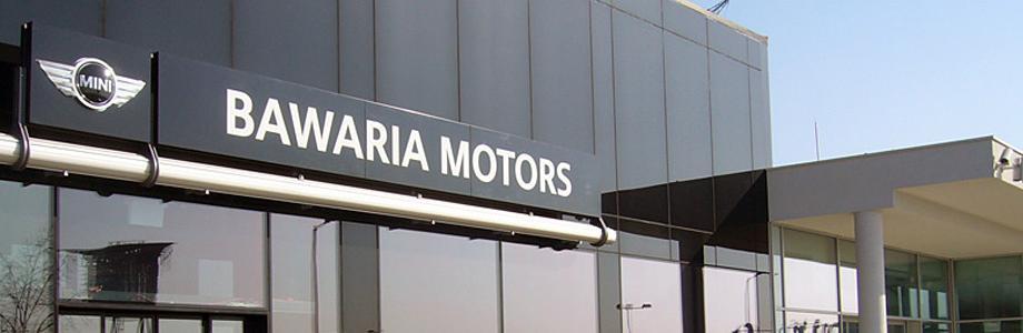 PRACE MALARSKIE : Dealer BMW i MINI Bawaria motors Katowice